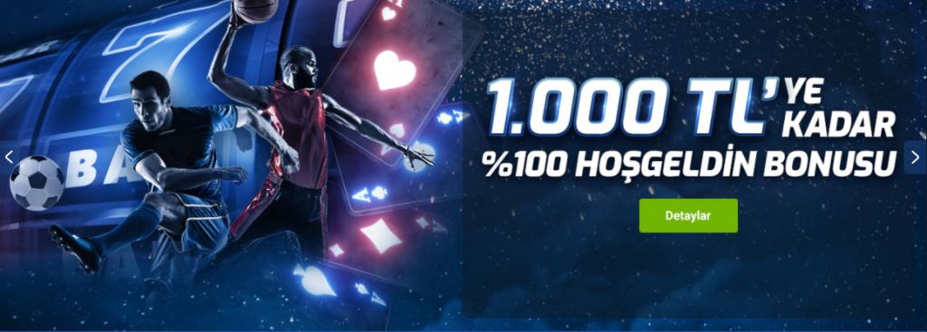 Jetbahis Kayıt Ol | 1000 TL Üyelik Bonusu